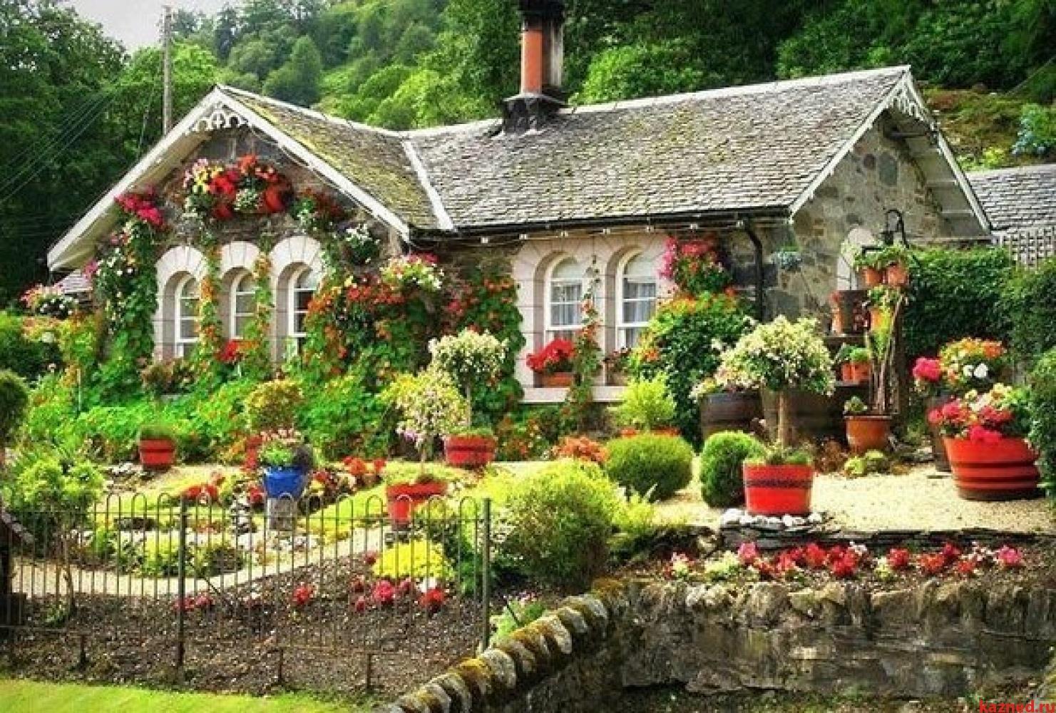 Мой прекрасный сад своими руками ландшафтные хитрости - 20 фотографий 10