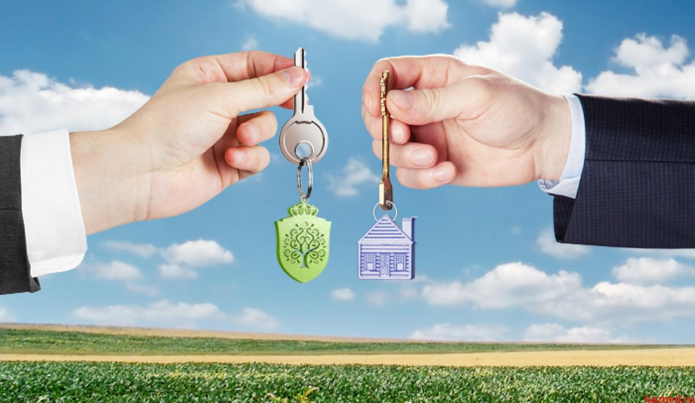 как оформить обмен недвижимости