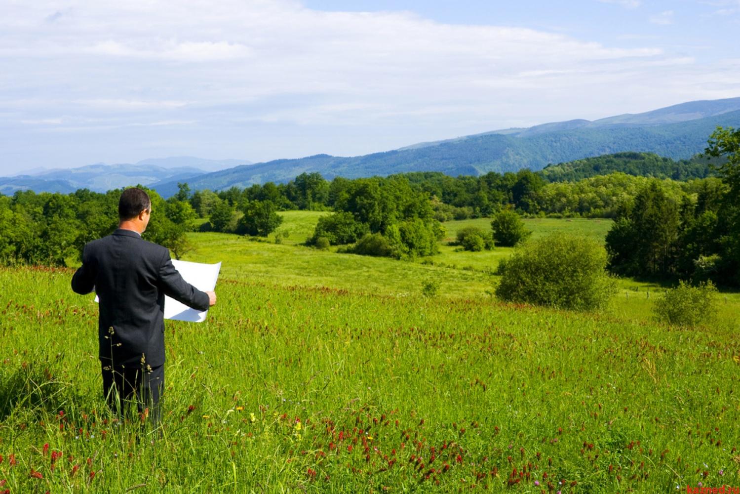 Аренда государственных земель