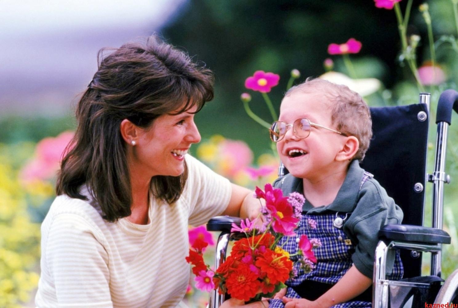 Жизнь с ребёнком-инвалидом нужно принимать как просто жизнь.