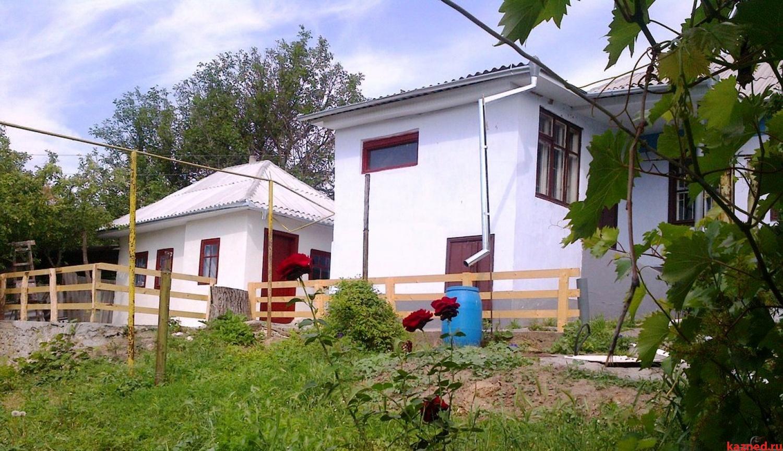два дома на одном земельном участке