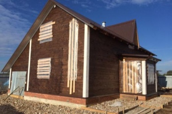 Домов в поселках для многодетных под Казанью почти нет