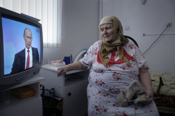 Путин пообещал обеспечить всех ветеранов ВОВ новым жильем