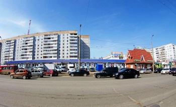 В Казани снова заработает рынок на Ломжинской