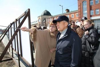 Минниханов: Важно сохранить исторический облик Казани