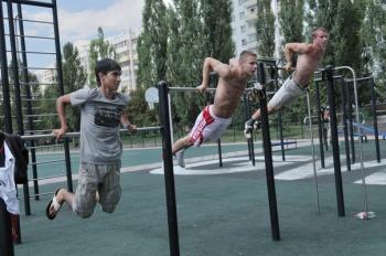 В Татарстане в 2015 г. построят спортплощадки на 386 млн руб.