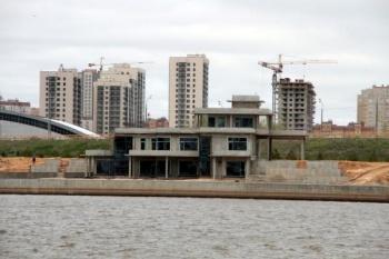 На Казанке построят второй «Миллениум»