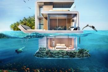 Плавучая недвижимость: для тех, кто любит водные пейзажи и не готов отказаться от домашнего уюта