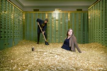 Расчет покупателя и продавца через банковскую ячейку