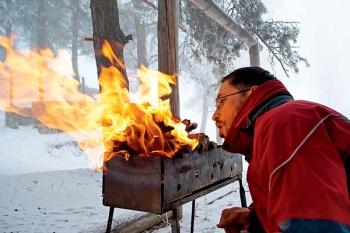 С огоньком, дымком и шашлыками. Устройство зоны барбекю на участке