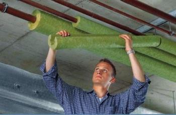 Минераловатные прошивные маты – долгая жизнь труб!