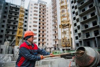 В Татарстане в 2016 г. по сравнению с прошлым годом наблюдается увеличение ввода жилья