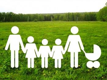 В Казани участки получат только многодетные семьи с 4 и более детьми