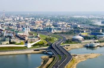 В Казани на три дня в июле перекроют улицы для пешеходов и транспорта из-за Red Bull Air Race 2017