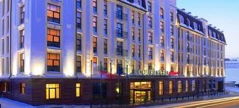 В Казани продают 4-звездочный отель у стен Кремля