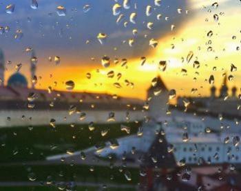 Синоптики предупредили о сильнейшем дожде в Казани