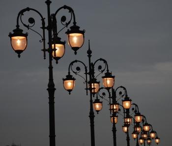 В Татарстане за 2017 г. установлено 8,5 тыс. уличных фонарей
