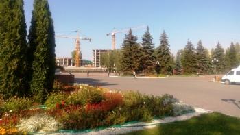 В Казани проходит Международный Осенний строительный форум