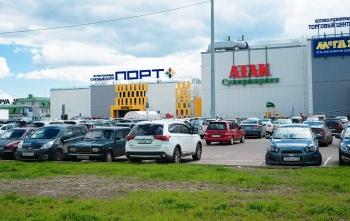 Торговый центр эвакуирован в Казани