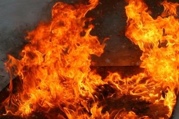 Пожары в Татарстане: поджог в многоэтажке и эвакуация поликлиники