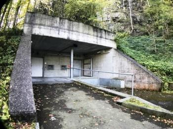 В бывшем военном бункере построено хранилище биткоинов