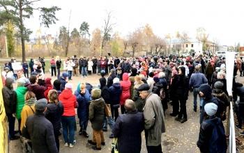 В Казани прошел митинг противников мусоросжигательного завода