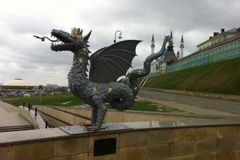Ноябрьские праздники в Казани: схема перекрытия улиц, программа и лучшие места для отдыха