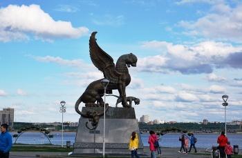 В Казани стало известно, как будет выглядеть территория вокруг Чаши