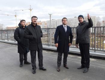 В Казани введен в эксплуатацию еще один дом в проблемном ЖК