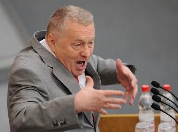 Жириновский предложил запретить одиноким старикам сделки с жильем