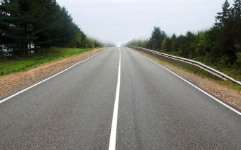 В Казани реконструируют дорогу на Боровое Матюшино