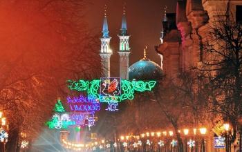 Казань новогодняя: как преобразится город к празднику