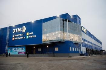В Казани построен новый логистический комплекс