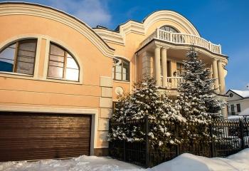 Балерина Волочкова обзавелась собственным «бунгало» за $3 млн.