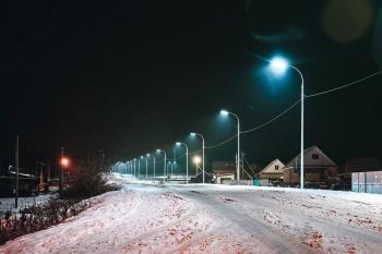 В казанских поселках за год появилось более 1 тыс. новых фонарей