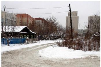 В Казани снесут частные дома – остатки старой Савиновки