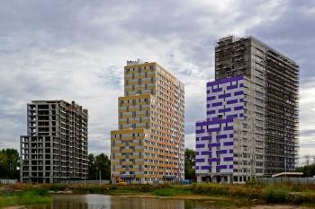В Казани под угрозой строительство третьего дома в ЖК «Симфония»