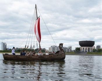 Туристы и горожане этим летом не смогут совершить водные прогулки по Казанке