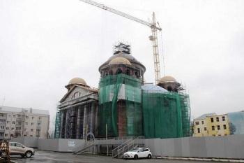Собор Казанской иконы Божьей матери в Казани восстановлен на 60%