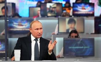 Казанцы обратились на прямую линию Путина по поводу нового Генплана Казани