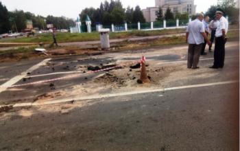 Срочно! Авария изменила маршруты автобусов в Казани
