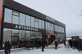 Менделеевский автовокзал превратили в торговый центр