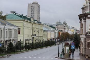 Исторический центр Казани планируют застроить
