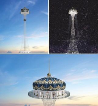 «Тюбетей Tower»: новые подробности