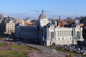 Казань попала в топ-5 городов на звание Европейской молодежной столицы 2022 года