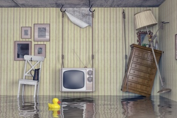 Что делать, если затопили соседи?