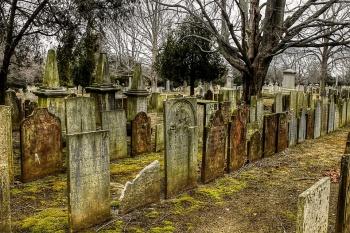 В Казани многодетную семью поселили в доме у кладбища. Омбудсмен заступился