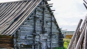 О жизни в деревянной избе с видом на казанский Кремль
