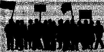 Массовый протест в Дербышках
