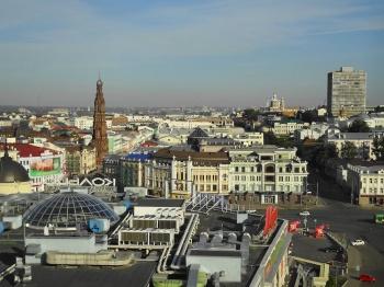 Минниханову показали концепцию развития исторического центра Казани